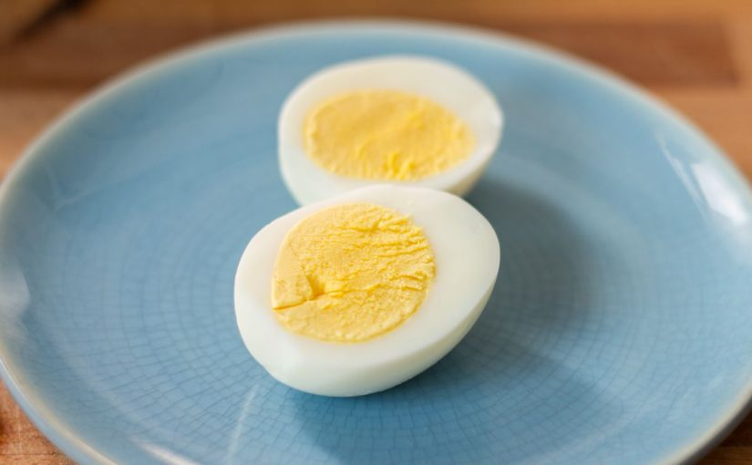 رجيم البيض المسلوق لخسارة الوزن