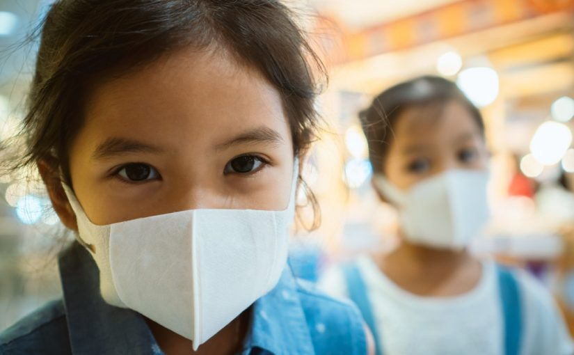 كيف احمي طفلي من مرض كورونا