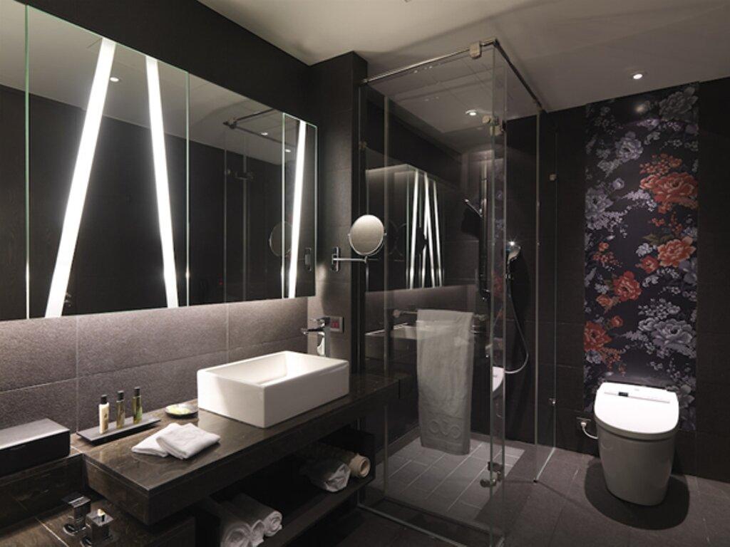 أشكال ديكور حمامات