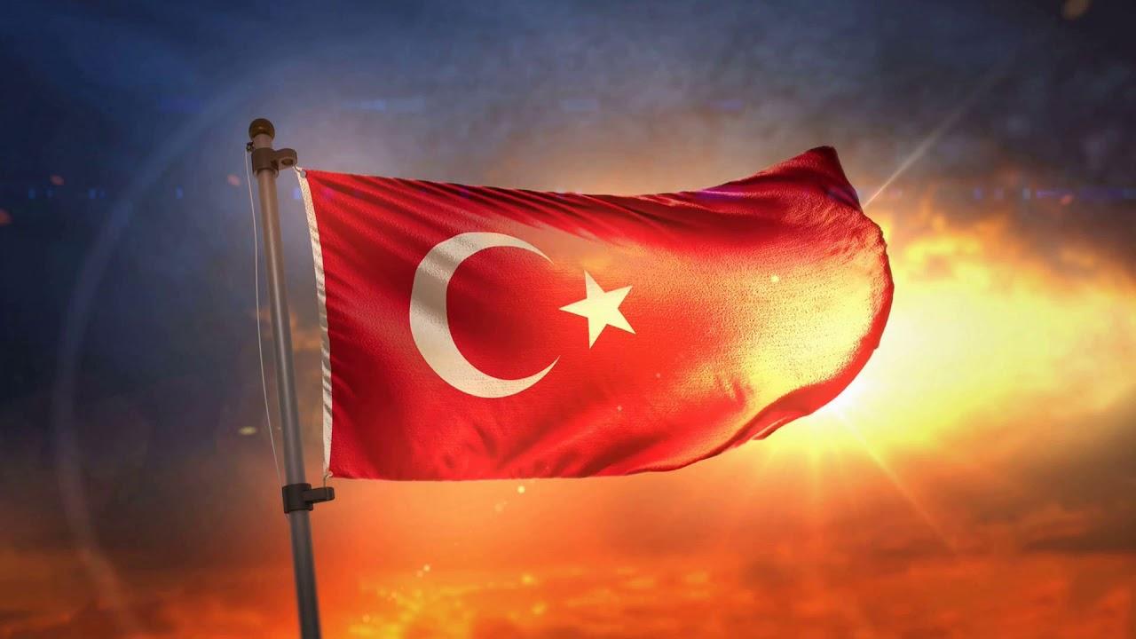 صور علم تركيا