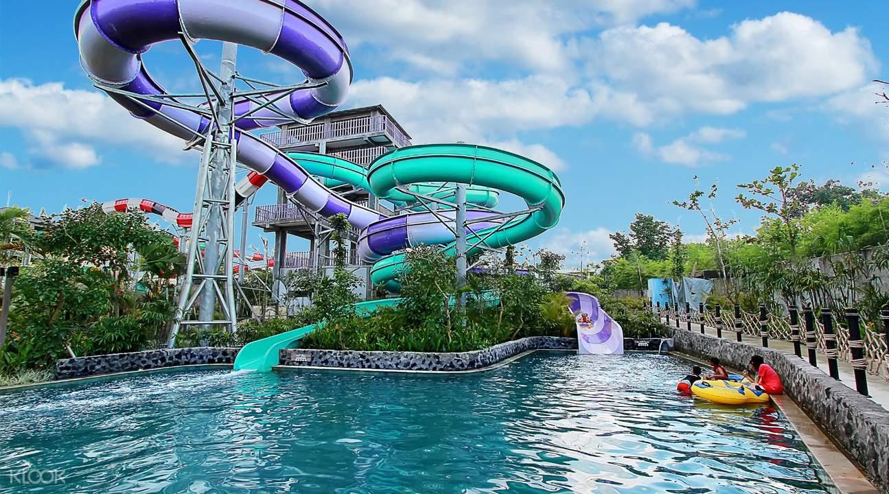الحديقة المائية ووتر بوم