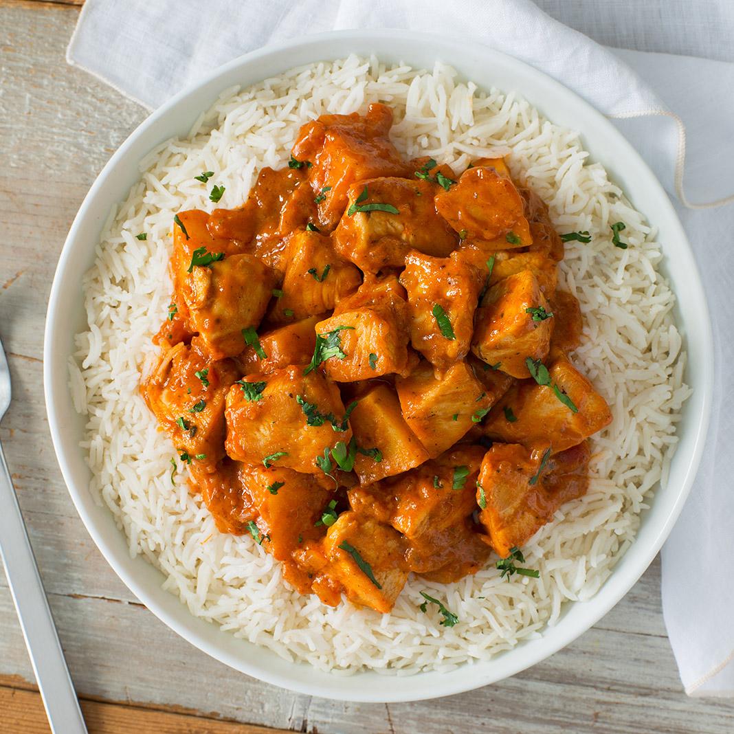 طريقة تكا مسالا دجاج الهندي