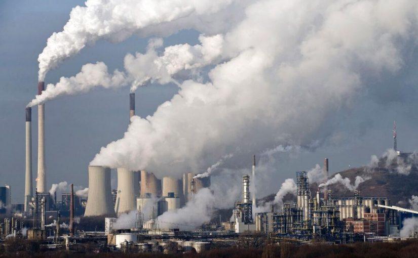 ابحث عن احدى المشكلات البيئية التي تعاني منها بعض المدن