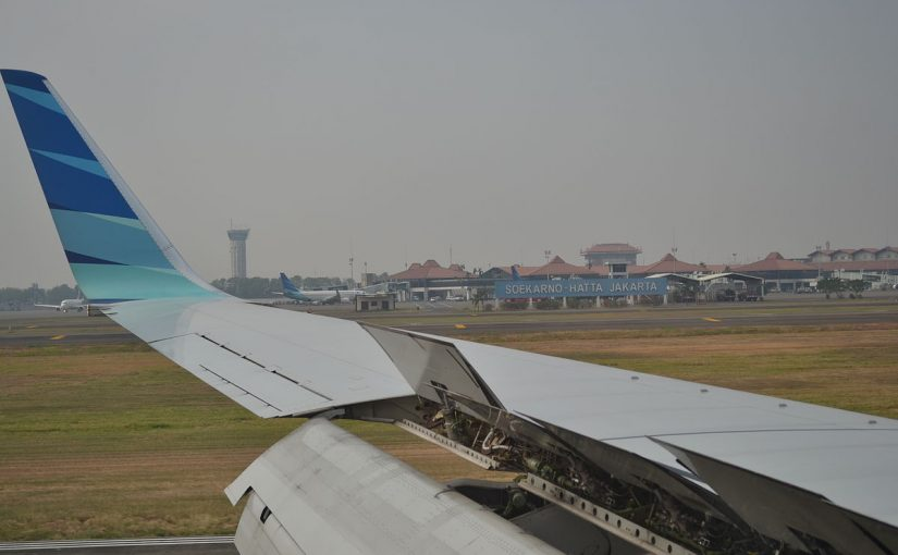 مطار اندونيسيا