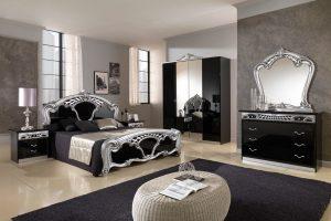 غرف نوم مودرن كاملة بالدولاب 2020