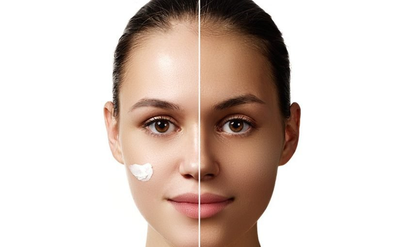 أفضل كريمات تفتيح الجسم والوجه 2020