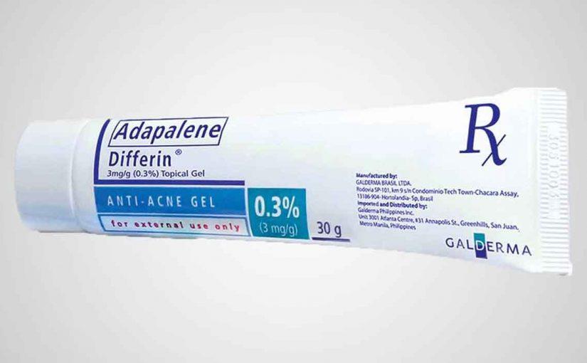 كريم ديفرين differin cream لعلاج حب الشباب والكلف وتفتيح الجسم
