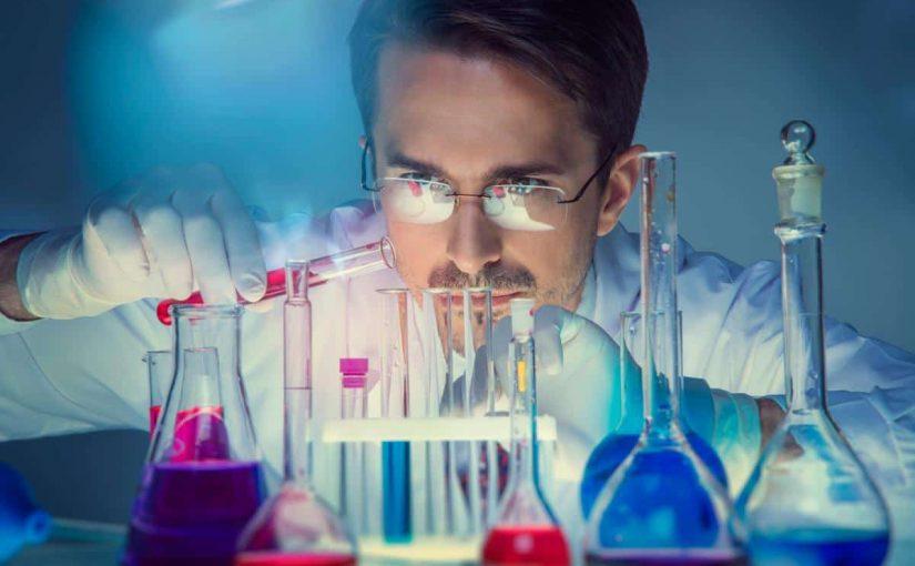 وضح اهمية دراسة الكيمياء