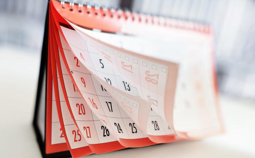 التقويم الهجري لعام 1442 بالأيام والشهور
