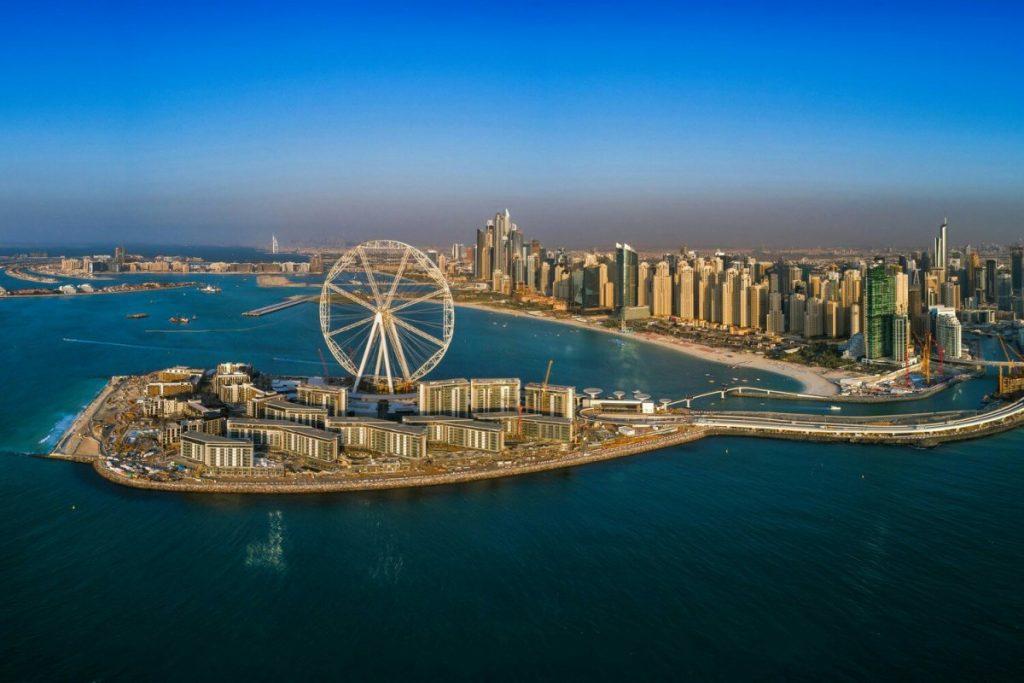 شاهد جزيرة بلووترز في دبي 2020