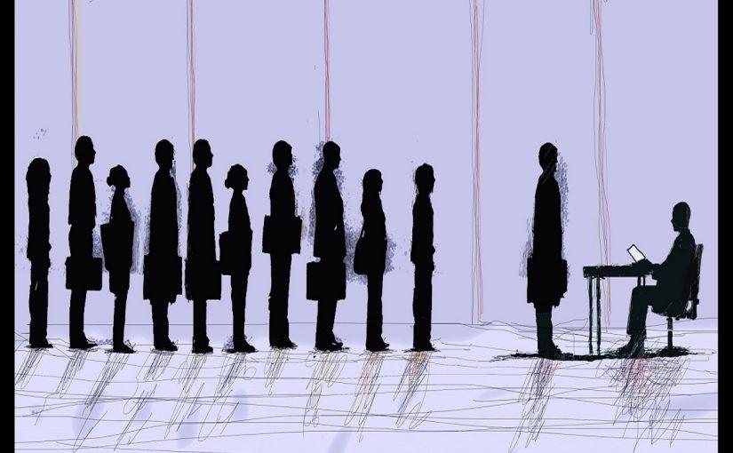 مقال قصير جدا عن البطالة