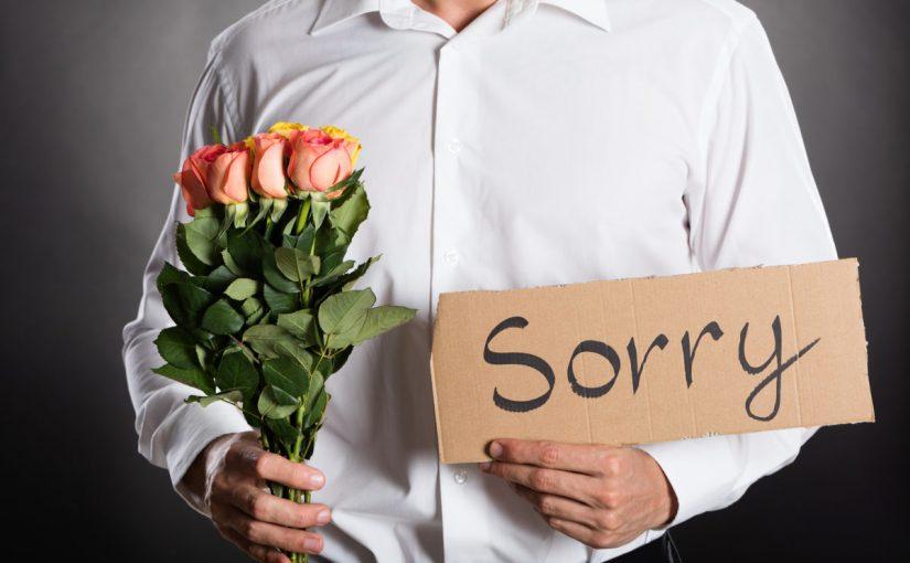 رسائل اعتذار للحبيبة قصيرة موسوعة