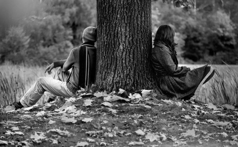 كلام عن الحب الحزين