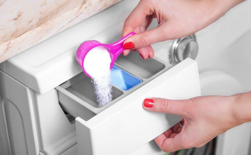 كيفية صنع مسحوق غسيل الملابس
