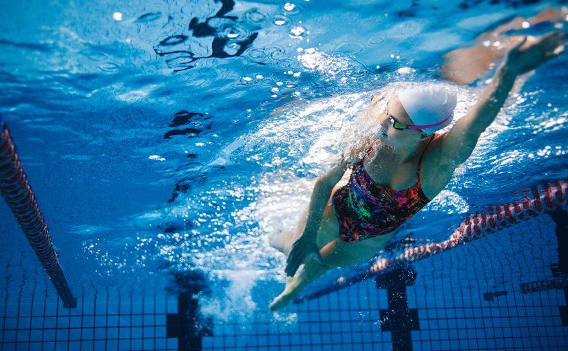 معلومات بالصور عن رياضة السباحة
