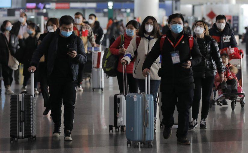 كيف الوقاية من العدوى بكورونا في المطارات