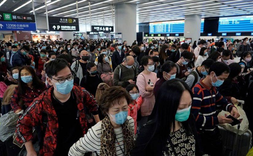 كيف ينتشر وباء فيروس كورونا في الأماكن العامة وكيف تحمي نفسك