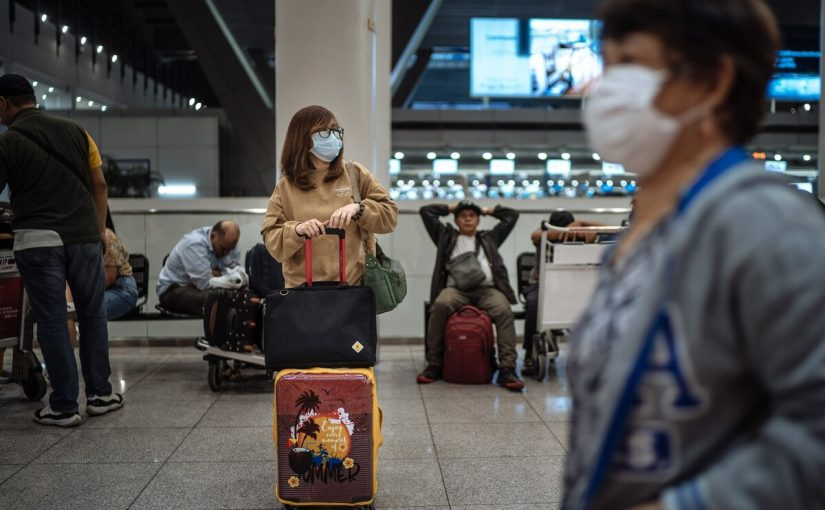 هل يمكنك المخاطرة والسفر إلى آسيا هذه الأيام مع انتشار أخبار فيروس كورونا