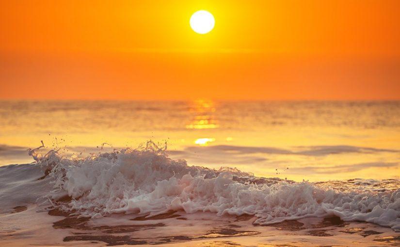 تفسير رؤية البحر الهادئ في المنام