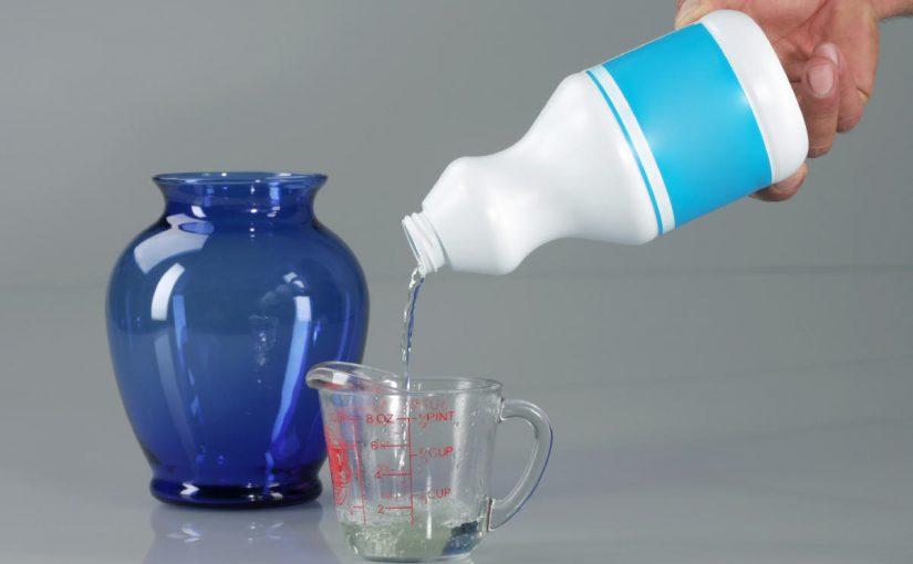 إن كان الكلور أو الديتول لهم فعالية التطهير ضد كورونا، فكم نسبة خلطهم بالماء