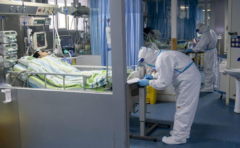 ما هي التقنيات التي استخدَمَتْها الصين لمحاربة فيروس كورونا