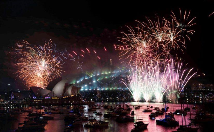 كلام عن السنة الجديدة للحبيب 2021