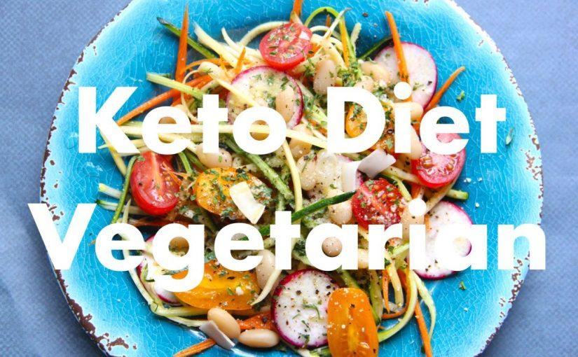 """هل يمكن لشخص نباتي """"Vegetarian"""" أن يعمل كيتو دايت؟"""