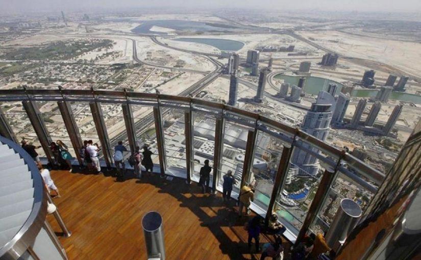 هل أستطيع الصعود إلى قمة برج خليفة