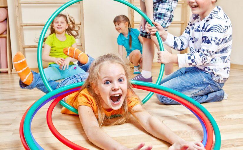 مسابقات للاطفال في البيت