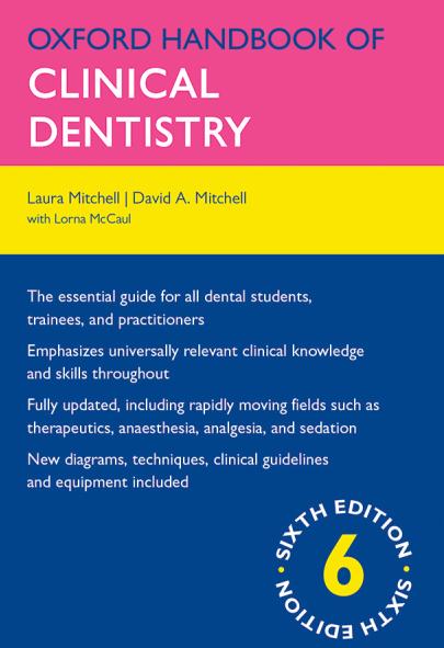 دليل اكسفورد المعين في طب الاسنان