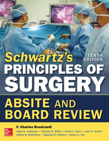 مبادئ شوارتز للجراحة