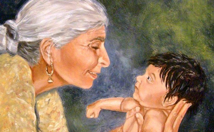 تفسير رؤية جدتي المتوفية في المنام لابن سيرين