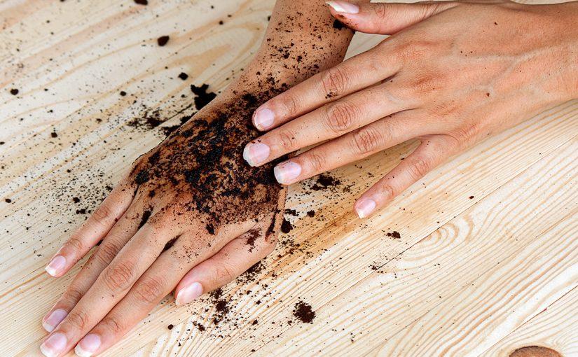 طرق الاستفادة من القهوة المستخدمة