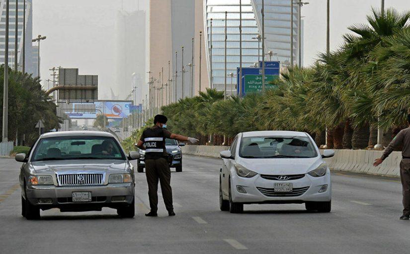 كيف تحصل على اذن خروج خلال حظر التجول في السعودية