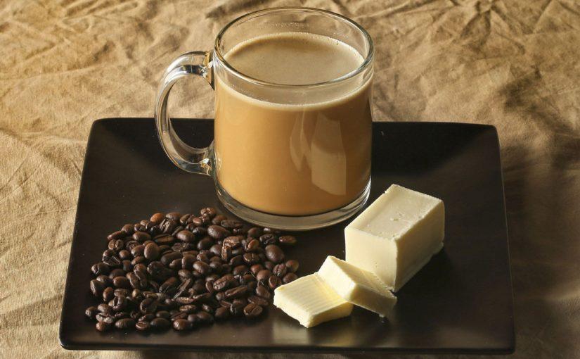 القهوة بالزبدة