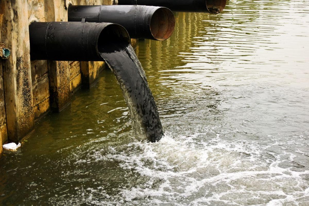 صور عن تلوث المياه