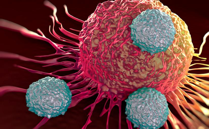 بحث عن مرض السرطان مع المراجع