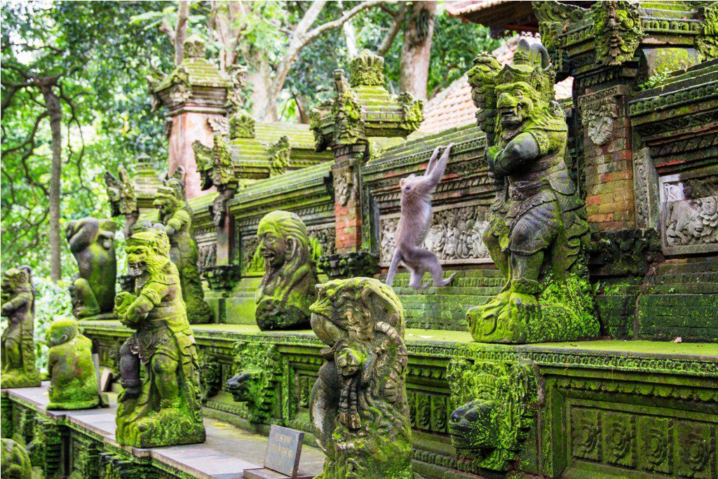 غابة القرود أوبود Monkey Forest Ubud