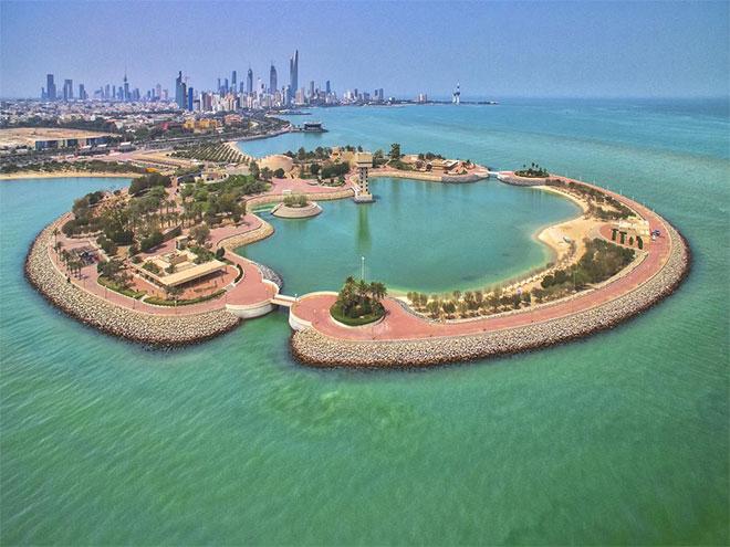 ما هو أجمل مكان في الكويت؟