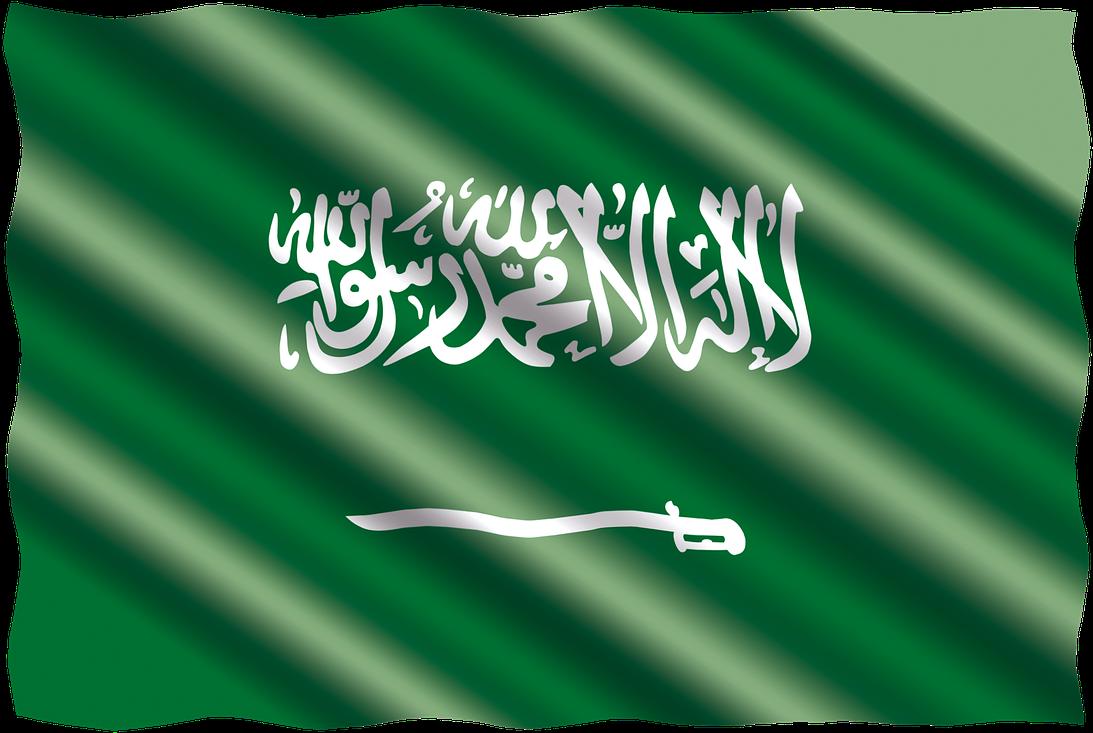 صور علم السعودية