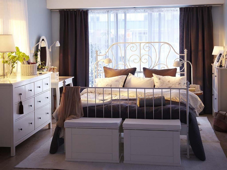 غرف نوم ايكيا