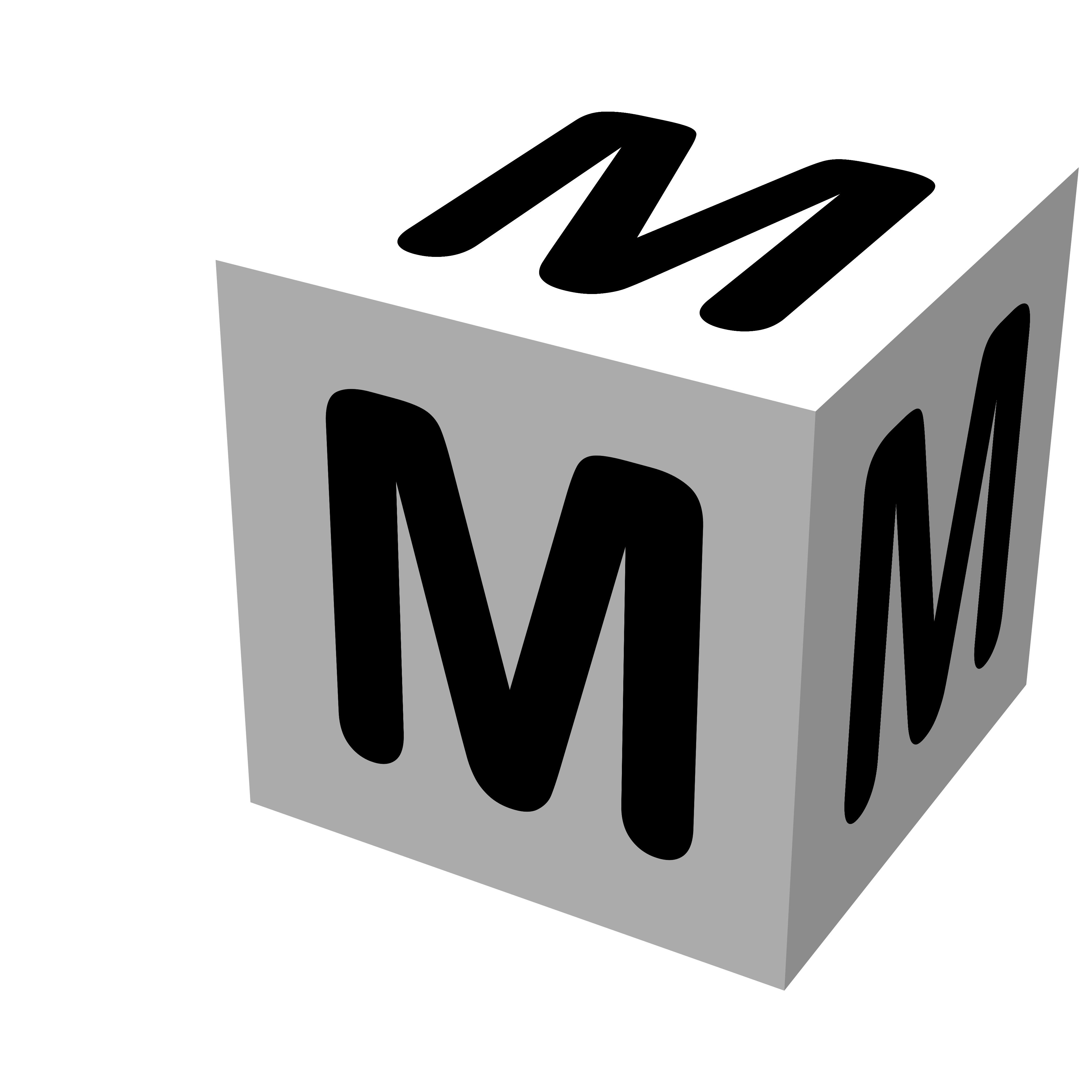 حرف m