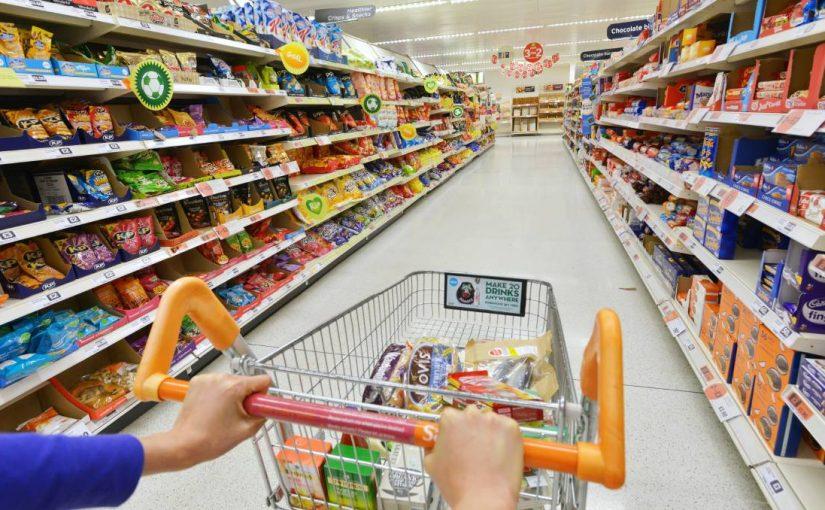 ارخص مستودع لبيع المواد الغذائية في المدينة
