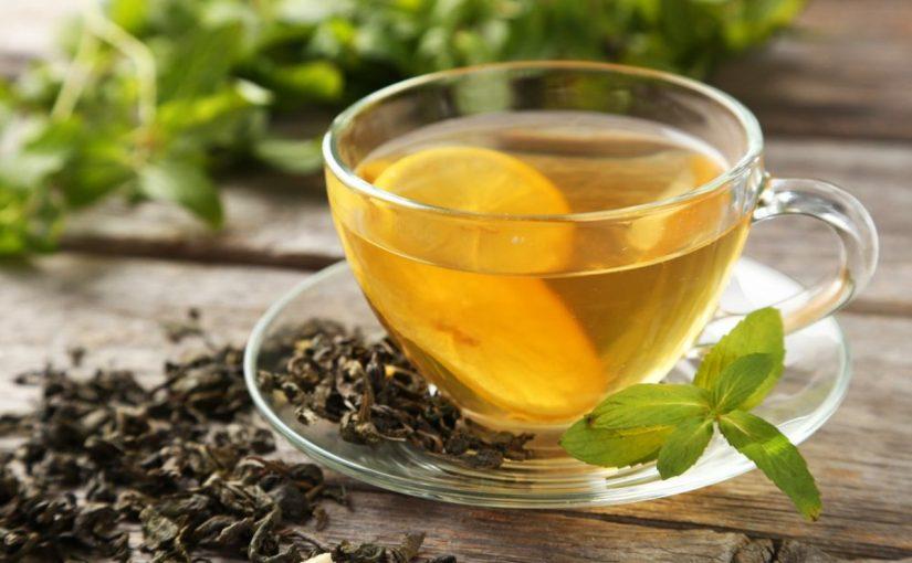 ماذا يفعل الشاي الأخضر بعد الأكل