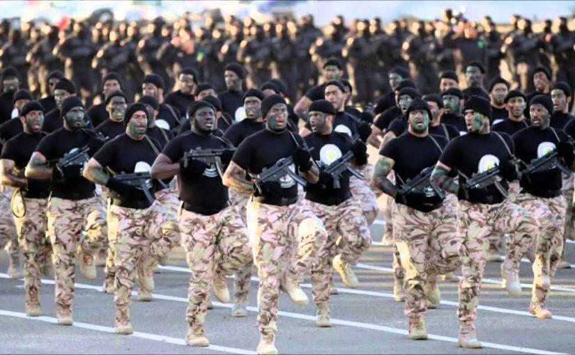 الرتب العسكرية في السعودية ومدة كل رتبه