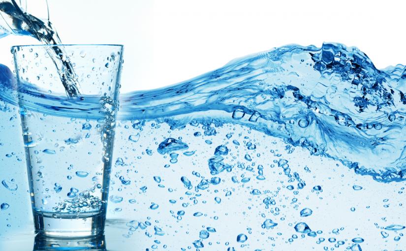 ما هو صوت الماء