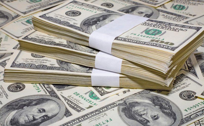 مليون دولار كم ريال سعودي كتابة