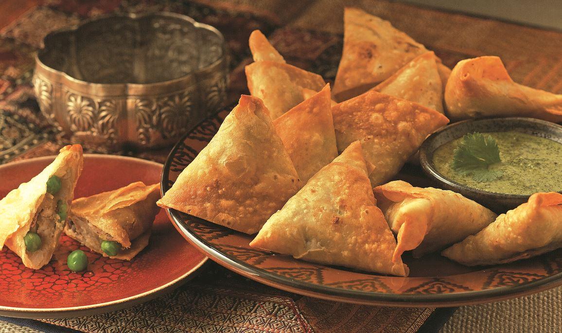سمبوسة هندية لذيذة