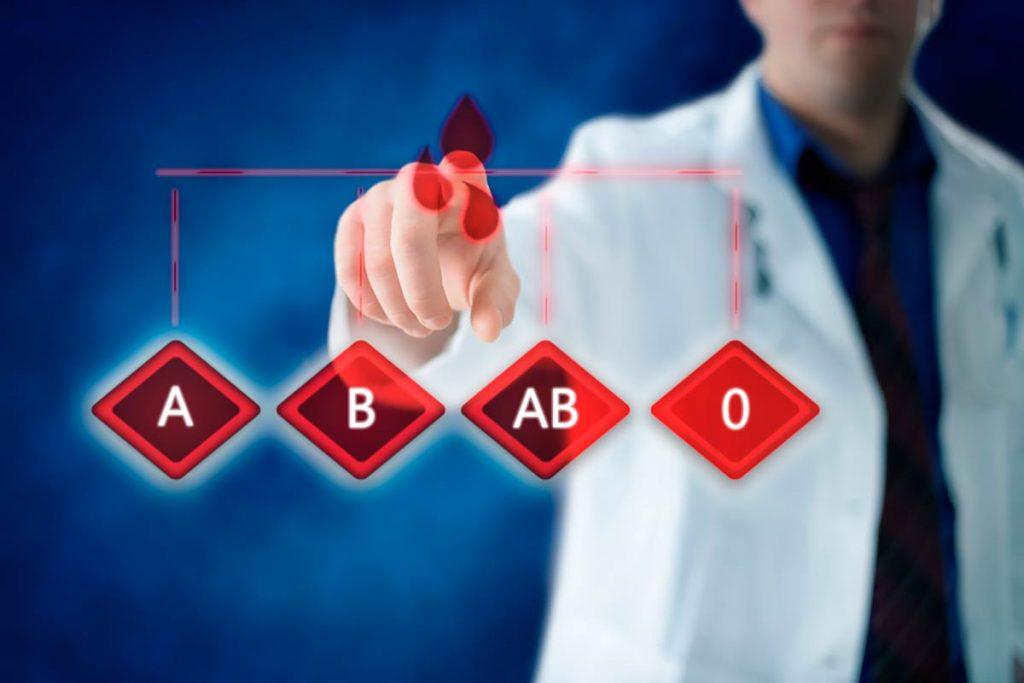 دايت فصيلة الدم