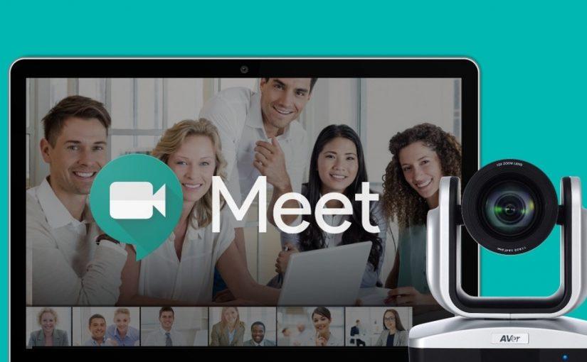 مميزات وشرح و تحميل google meet